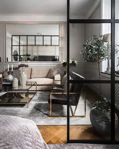 Find images and videos about home, design and interior on We Heart It - the app to get lost in what you love. Living Room Bedroom, Living Room Decor, Living Spaces, Dog Spaces, Cozy Bedroom, Living Rooms, Interior Styling, Interior Decorating, Bohemian Style Bedrooms