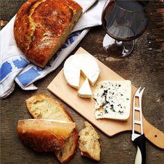 Szotyi művek - Kenyérsütés, dagasztás nélkül #kenyérsütés #házikenyér #kenyérreceptek Camembert Cheese, French Toast, Dairy, Breakfast, Blog, Morning Coffee, Blogging