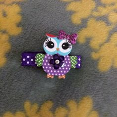 Owl HairPins - $12.99 Free Shipping Simply Unique!