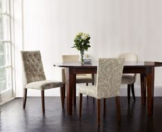 Garrat chestnut oval dining table RRP $1995 from the Laura Ashley Garrat furniture collection.