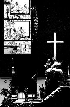 sean gordon murphy | Punk Rock Jesus