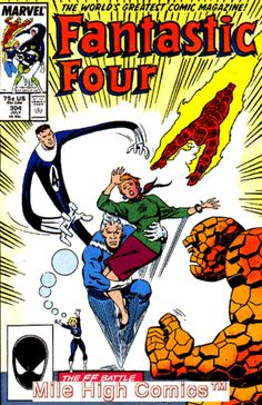 FANTASTIC FOUR (1961 Series) (MARVEL) #304 Fine Comics Book: $1.38 End Date: Friday Apr-6-2018 6:43:04 PDT Buy It Now for only: $1.38 Buy…