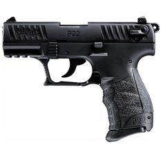 Walther P22Q Schreckschusspistole Kaliber 9mm  #shootclub #schreckschuss #Pistol  #p22q
