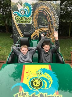 Busch Gardens, Williamsburg, Virginia, Our Appalachia Homeschool, Family, Vacation