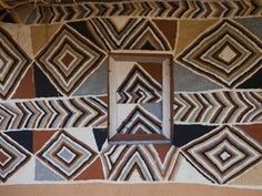 House Painting, Ethiopia. Hans Silvester