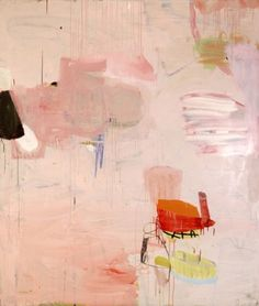 #art #pink #abstract #painting