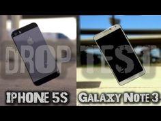 Drop Test: Galaxy Note 3 vs iPhone 5s #Android #LG #Smartphone #Tablet #Samsung #Nexus #HTC www.chimerarevo.com Il sito di tecnologia senza peli sulla lingua. Recensioni e news su internet, smartphone, tablet e tendenze tech. Seguici anche su: YouTube: http://www.youtube.com/user/ChimeraRevo Twitter: https://twitter.com/chimerarevo Google+: https://plus.google.com/+chimerarevo/posts
