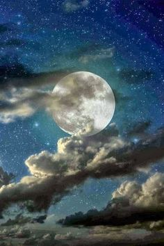 ✯ Full Moon