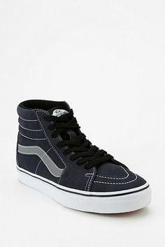 Vans SK8-Hi Suede Women's High-Top Sneaker