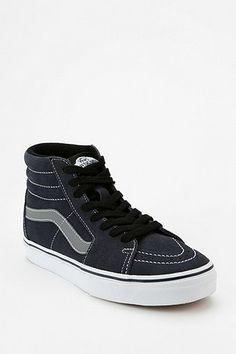 Vans SK8-Hi Suede Women's High-Top Sneaker