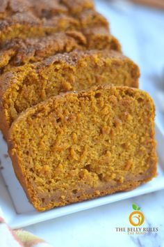 A Vegan Blender pumpkin bread recipe that is baked to perfection! The moist pumpkin cake has a crunchy top coating of cinnamon and sugar and is a real crowd pleaser! It cannot get easier than Vegan Foods, Vegan Snacks, Healthy Vegan Cookies, Whole Food Recipes, Dessert Recipes, Apple Cake Recipes, Fall Recipes, Cooking Recipes, Vegan Bread