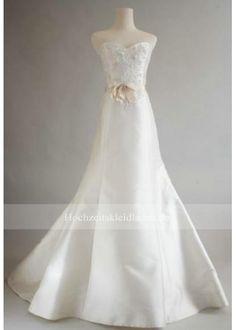 brautkleid Wedding Dresses, Fashion, Satin, Bride Groom Dress, Engagement, Vestidos, Sleeves, Wedding Dresses Online, Wedding