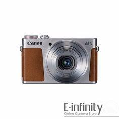 NEW-Canon-PowerShot-G9-X-Digital-Camera-G9X-Silver