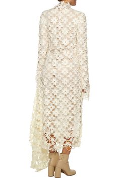 Shop on-sale Stella McCartney Crochet wool-blend maxi dress. Browse other discount designer Dresses & more on The Most Fashionable Fashion Outlet, THE OUTNET.COM