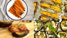 Ψητά λαχανικά <br>με 4 τρόπους — Paxxi Grill Pan, Food Hacks, Side Dishes, Grilling, Oven, Vegetables, Kitchen, Drink, Griddle Pan