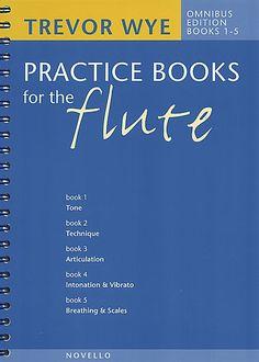 Trevor Wye's Practice Books for the Flute