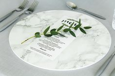 Marble Charger Plates White & Grey 13 diameter Wedding Decor Tablescape Modern Minimalist