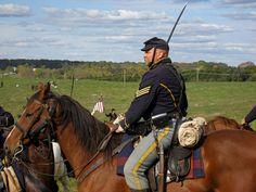 Union Cavalry Cedar Creek