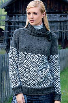 Ravelry: #21 Snowflakes pattern by Verena Design Team