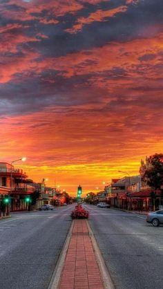 Broken Hill, NSW.