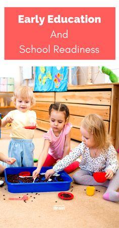 Kindergarten Readiness & Early Education #preschool #parenting #parentingforbrain