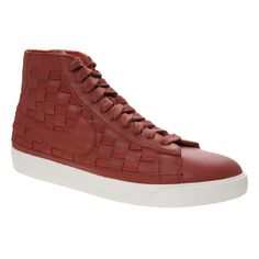 Red Leather High Tops - bought them whooo hoooo! Leather High Tops 6e332d5407