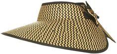 Pin for Later: Behaltet einen kühlen Kopf mit diesen coolen Sommerhüten  Topshop Strohhut mit Aussparung (26 €)