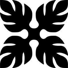 Hawaiian Quilt Tile 60 : HaoleKid                                                                                                                                                                                 More