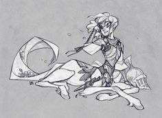 Sketch Commission: Kuriiiboh by sambees.deviantart.com on @DeviantArt