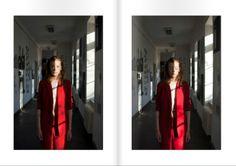 """Sesja zdjęciowa kolekcji Joanny Klimas """"Logo Game"""", fot. Dominika Kucner"""