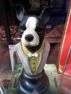 Borstbeeld 'Nobility Dog'