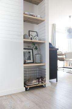 5 X Originele manieren om je schoenen op te bergen! #interieur #home #styling #interiordesign #interiorstyling