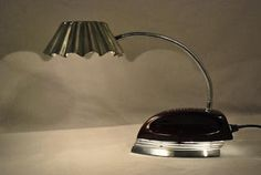 My Art Glass World: Gilles Eichenbaum Garbage Lamps