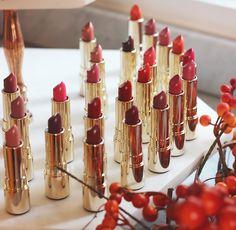 Zoella   A Lipstick Lovers Dream   Clarins Joli Rouge