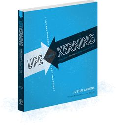 In the graphic design industry, kerning is the fine-tuning or adjustment of space between letterforms (type). In this book, author Justin Ahrens applies this concept to both the life and career of business professionals.ok