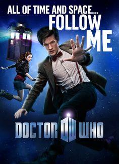 Doctor who- Matt Smith