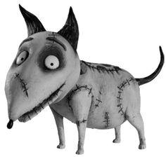 Image result for Dog Tim Burton Art