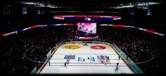 Mannheim - Die beste Eishockeymannschaft in Deutschland. Ein gutes 3-0 win on Friday