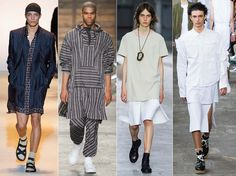 Check out our 5 favorite trends from the Milan Men's Collections SS16.
