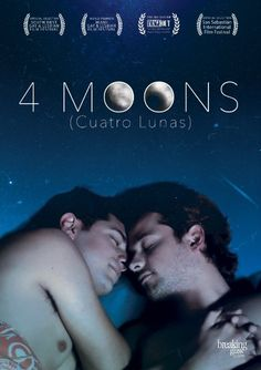Reel Charlie's 30 Days of Gay review of Cuatro Lunas (4 Moons)