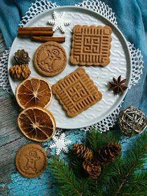 Dobostorta - gluténmentes blog: Gluténmentes keksz sütipecséttel Bab, Waffles, Cookies, Breakfast, Desserts, Food, Glutenfree, Crack Crackers, Morning Coffee