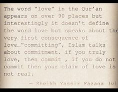 love.. islam.. commit   # Pin++ for Pinterest #