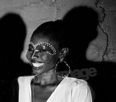 One of Fela Kuti's queens. Gorgeous