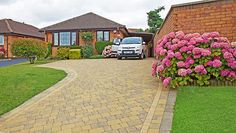 Our Drivesett Duo is perfect for bringing a natural colour blend to your driveway, making it ideal for any home