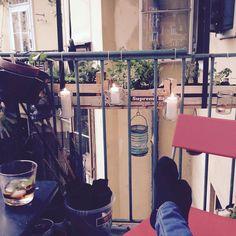 my balcony Balcony, Home Appliances, Simple, House Appliances, Balconies, Appliances