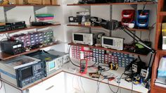 Whats your Work-Bench/lab look like? Post some pictures of your Lab. - Page 82