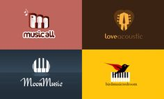 50 Creative Music themed Logo design examples for your inspiration. Follow us www.pinterest.com/webneel