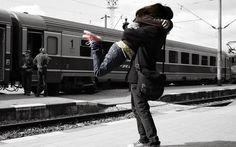 """Bakalım trende """"elektrik"""" alınıyor mu? : )  Bekar insanların tanışıp kaynaşması amacıyla hazırlanan """"Aşk Treni"""" hangi şehir metrosunda hizmete girecektir?  A ) Paris  B ) İstanbul  C ) Prag  D ) Roma  Ödüllü yarışmalarımıza hemen katılmak için: www.mrmaana.com  ücretsiz üyelik, sınırsız yarışma hakkı"""