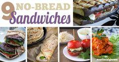 "9 Amazing ""No-Bread"" Sandwich Ideas"