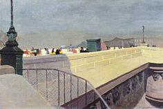 Felix Vallotton (1865-1925): Le Pont-Neuf